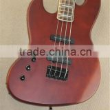 Weifang Rebon Left hand 4 string RJB Electric Bass Guitar/electric bass/bass guitar