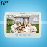 2.4g digital wired intercom video door phone 10 Inch Color Video door phone doorbell intercom