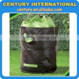 Plastic pop up garden waste bag, collapsible garden bag for leaves and hay                                                                         Quality Choice