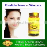 Healthy product Rhodiola Rosea Soft Capsule