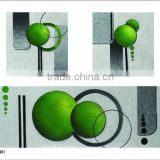 Wholesale abstract canvas oil painting for living room