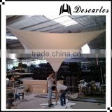 3m PVC giant flower tulip umbrellas, LED square tulip umbrellas for coffee shop                                                                         Quality Choice