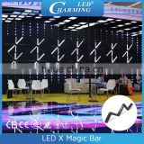 new wholesale twisting indoor lighting led bar nightclub wall decoration