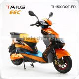 1500W-2000W Dongguan tailg electric motorcycle with pedals cheap electric scooter Lead-acid battery pack for sales TL1500DQT-ED