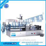 SPX-Semi automatic liquid filling machine for water, milk, e-liquid                                                                         Quality Choice