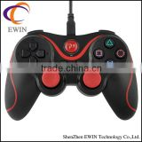 New usb wired game controller for sony ps3