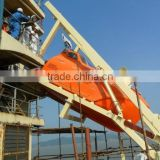 GRP MATERIAL 16 PERSONS FREE FALL LIFEBOAT FOR SALE