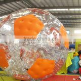 High quality inflatable water soccer ball Zorb roller ball for sale