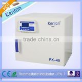 thermostatic biological small heating incubator for laboratory with fan speed controller