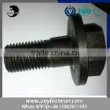 NBFATN TS16949 certification OEM high precision cnc lathe decorative scaffold coupler flange bolt