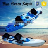 Blue Ocean 2015 hot sale new designrowing boats canoe/sea rowing boats canoe/fishing rowing boats canoe