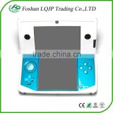 Solid White Protective Silicone Rubber Gel Cover Case Skin for Nintendo 3DS New rubber case
