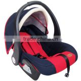 2015 new racing style fabric safety baby doll stroller with car seat