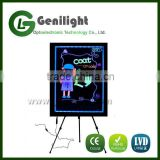 Ovation Electronic Flashing Illuminated Erasable Neon LED Restaurant Menu Writing Board