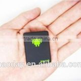 GPS Tracker Mini A8, Mini Global Real Time GSM/GPRS/GPS Tracking Device With SOS Button no box