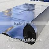 non-toxic HDPE pond liner,high quality geomembrance, waterproof protection HDPE fish pond