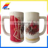 high quality collectible German drinking embossed beer steins promotional product