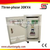 China Manufacturer 10kw 3 phase automatic refrigerator voltage stabilizer