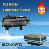 Hot sale! CE refrigerator parts 1 HP freezer compressor replade sanyo compressor for vertical industrial refrigerator freezer