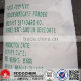 E211 Sodium Benzoate Food Preservative