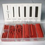 127 Pcs Assorted Heat Shrink Tube kit