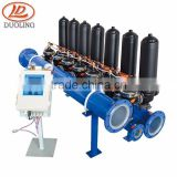 Easy using Continuous Flow horizontal vacuum belt filter for Spray irrigation Made in China