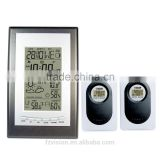 wireless weather station professional /Weather Station with 2 Transmitter