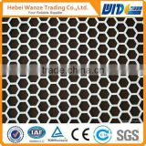 hot sale Galvanized Perforated Mesh /hexagonal perforated mesh /Perforated Plate Stainless Steel