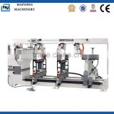 woodworking multi spindle boring machine