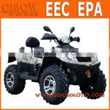 EEC EPA 500cc 4x4 Quad, Road Legal Quad, Street Quad