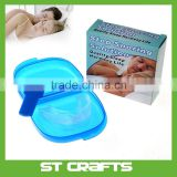 Stop Snoring Solution Anti Snore Soft Silicone Mouthpiece High Quality Night Sleeping Apnea Guard