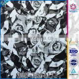 Knit Fashion Tricot Ballistic Calico Print Fabric