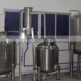 Competetive prices cosmetic manufacturing equipment high shear cosmetic mixer price