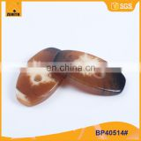Custom Imitation Horn Resin Button for Coat BP40514