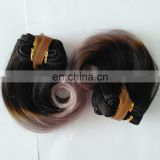 Alibaba Wholesale Price Double Weft Korea Glue Virgin Human Black Women Short Hair Styles