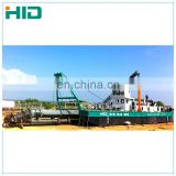 China high quality 18 inch cutter suction dredger for India market