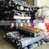 100%cotton twill stocklot fabric cotton spandex stock fabric garment use,cotton drilll fabric
