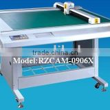 Cardboard Sample Cutting Table for Footwear, Garment, Bags & Suitcases, Auto Industries