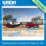 Utility KRESH Brand SUV 4X4 rear trailer hitch receiver made of steel with black color from Kaizhi manufaturer