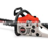 38CC green cutting gasoline chainsaw made in China