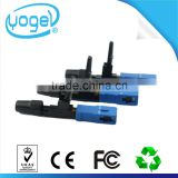 HIgh quality Low loss SC/UPC Fast Connector Optical fiber quick link small type Communication Equipment ftth low price