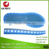blue shining led flash light shoe soles to buy                                                                         Quality Choice