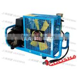 high pressure Gas Air Compressor , SCBA cylinder charging machine for charging air cylinder and scuba diving
