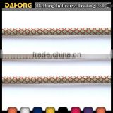 Oeko-Tex Proved round decorative multifilament diamond bungee cord                                                                         Quality Choice