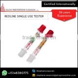 Superior Quality Alcohol Tester with Longer Shelf Life Available at Wholesale Price