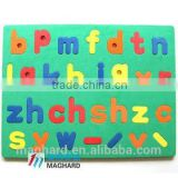 alibaba china wholesale custom EVA alphabet Letters Magnetic jigsaw puzzle , Educational Toys