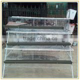 Poultry farming 4-tier chicken layer cage for sale