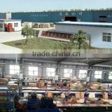 Liansheng 17 years experience in plywood industry that double bed design furniture for Korea market sale