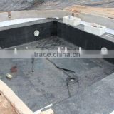 rubber epdm pond liner/ tank foundation /pool liner