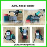 pvc hot air welder tarpaulin and banner/flex banner hot air welder/ pvc hot air welder for sale